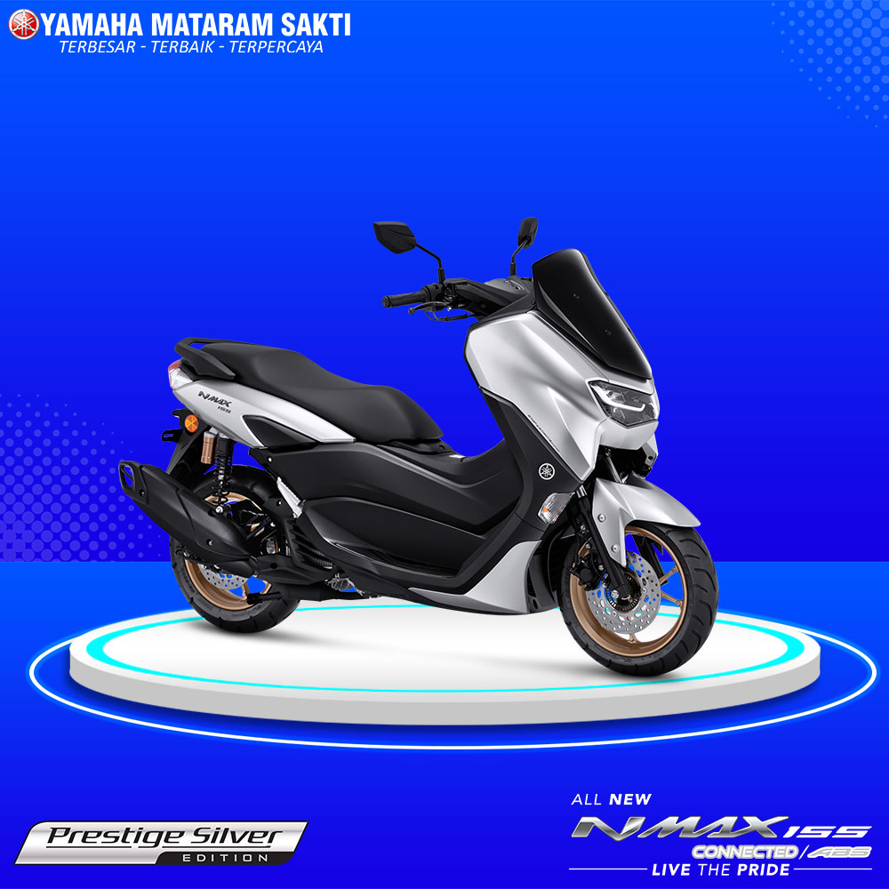 All New N-Max 155 Connected