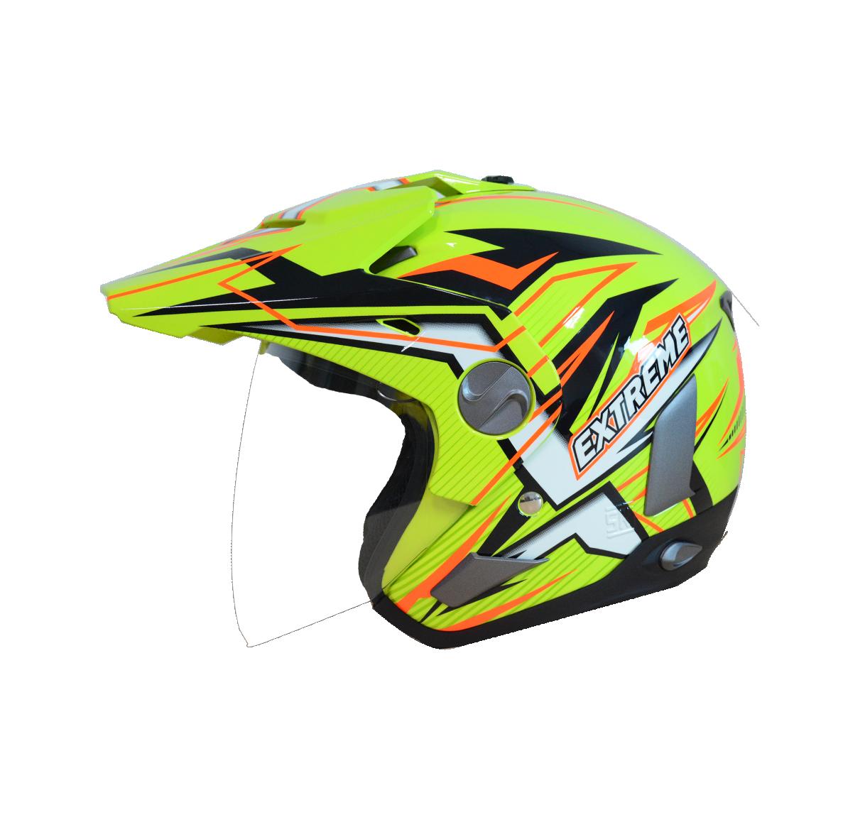 Helm Andrea Iannone di desain khusus untuk Nicky Hayden di